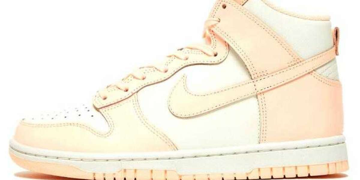 How Do You Feeling the Nike Dunk High in Crimson Tint