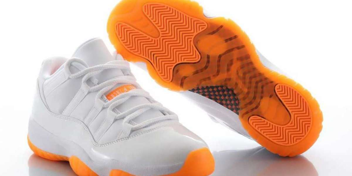 "Where To Buy The Air Jordan 11 Low ""Citrus"" DJ4327-139 ?"