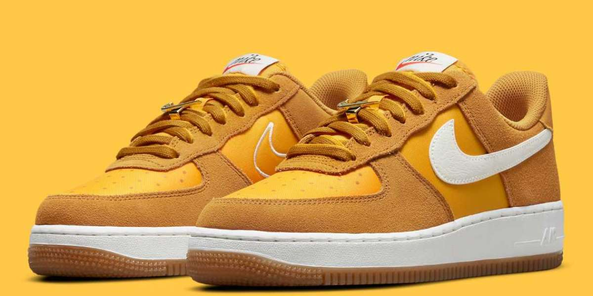 "Nike Air Force 1 Low ""First Use"" DA8302-700 release information"